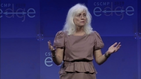 Michelle Meyer - EDGE 2019 Speech