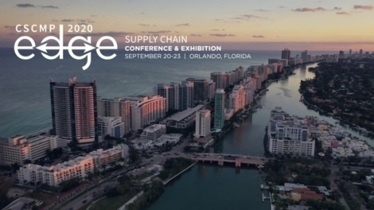 CSCMP EDGE 2020 – A New Decade Begins, and the...