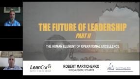 Future of Leadership Webinar Series: Core Elements of a Cultural Transformation – Part 2