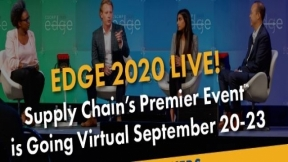 EDGE 2020 Live! Supply Chain's Premier Event is Going Virtual