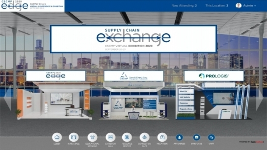 EDGE 2020 Live! - Supply Chain Exchange Exhibit Virtual Tour