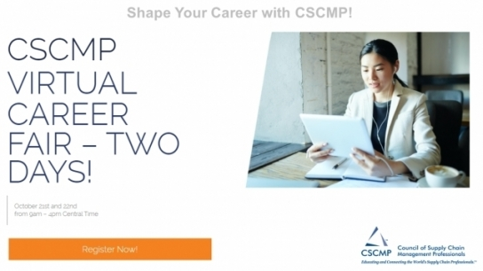 CSCMP Virtual Career Fair