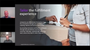 Intelligent Fulfillment: Delivering the Customer-centric Supply Chain (Part 1/2)