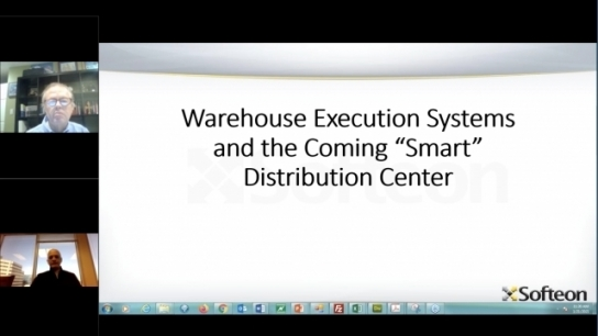 "Warehouse Execution Systems and the Coming ""Smart"" Distribution Center"