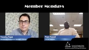 Member Mondays - Pepe Kazadi