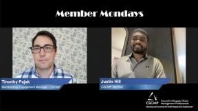 Member Mondays – Justin Hill