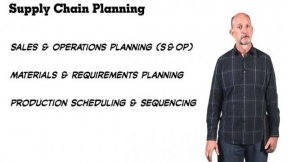 Supply Chain Management Essentials (SCME) - Short Range Planning