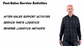 Supply Chain Management Essentials (SCME) - Customer Service - The Post Sales Process